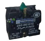 施耐德[Schneider] ZB2-BE101C型按钮触点