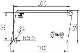 !!!!!!ColliHigh+JRFW-1温度标签+安装方式1