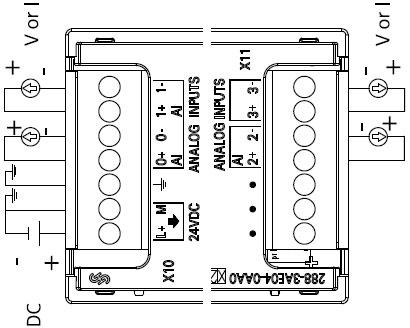 6es7 288-3ae04-0aa0型模拟量输入模块