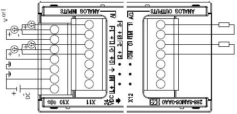 6es7 288-3am06-0aa0型模拟量输入/输出模块