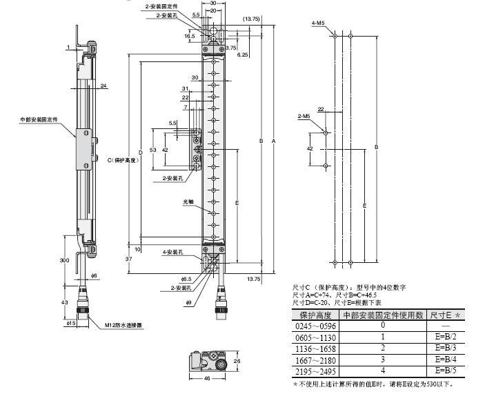 中华车水温传感器电路图