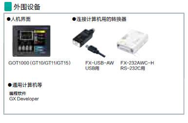 MITSUBISHI+FX1S系列CPU2