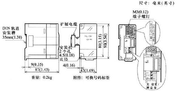 Mitsubishi+FX2N系列模拟量输入输出模块5