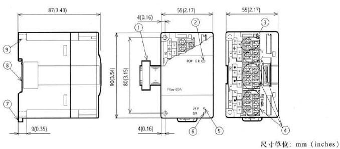 Mitsubishi+FX2N系列模拟量输入输出模块7