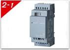 6ED1 055-1HB00-0BA2型数字量扩展模块LOGO!24V/24V/继电器,2TE 4 DI/4 DO