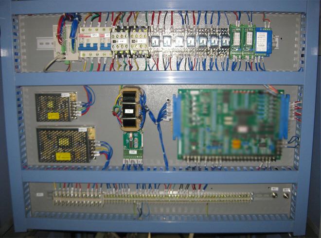 机械运动控制柜