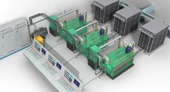 煤粉锅炉监控系统