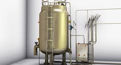 无菌罐PLC自动控制系统