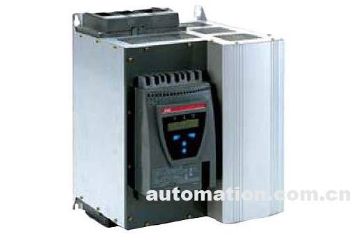 软启动器 电机软启动器 abb >> pstb840-600-70通用型带内置旁路接触
