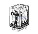 欧姆龙[OMRON]LY2N-J DC24型一般通用继电器