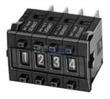 欧姆龙[OMRON] A7PS-203-1型拨码开关