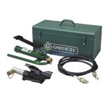 格林利[GREENLEE] 800F1725型脚踏液压电缆弯管器