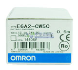 欧姆龙E6A2-CW5C 500P/R 0.5M增量型旋转编码器