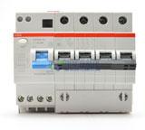 ABB[ABB] GSH204 AC-C20/0.03(10105421)型电子式剩余电流动作保护断路器