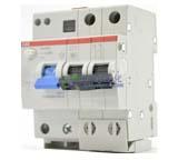 ABB[ABB] GSH202 AC-C6/0.03(10105350)型电子式剩余电流动作保护断路器