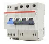 ABB[ABB] GSH203 AC-C63/0.03(10105393)型电子式剩余电流动作保护断路器
