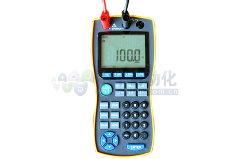 手持式高精度信号发生器