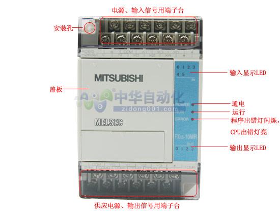 FX1S-10MR-001
